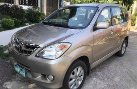 2010 Toyota Avanza 1.5G for sale