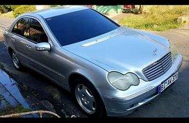 Mercedes-Benz C200 2001 for sale