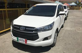 Toyota Innova 2018 Manual Diesel for sale in Quezon City