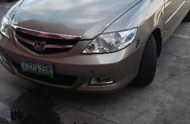 Selling 2nd Hand Honda City 2006 in Santo Tomas