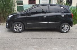 Selling Black 2017 Toyota Wigo at 40000 km in Bulakan