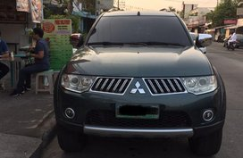 2009 Mitsubishi Montero for sale in Quezon City