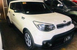 Kia Soul 2017 Manual Diesel for sale in Quezon City