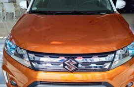 Selling Suzuki Vitara 2019 Automatic Gasoline in Parañaque