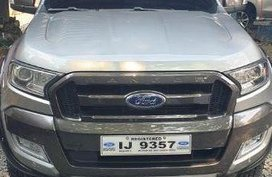 2nd Hand Ford Ranger 2016 Automatic Diesel for sale in Quezon City