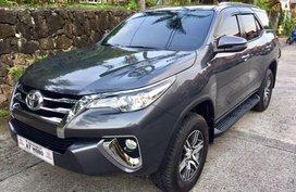 Toyota Fortuner 2018 for sale in Binangonan