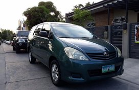 Toyota Innova 2010 Automatic Diesel for sale in Parañaque