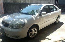 Selling Used Toyota Corolla Altis in Olongapo