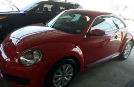 Volkswagen Beetle 2014 Manual Gasoline for sale in Makati