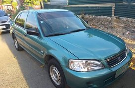 Used Honda City 2001 for sale in Parañaque