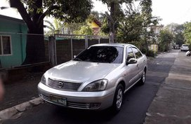Nissan Sentra 2004 at 100000 km for sale in Quezon City