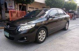 2nd Hand Toyota Corolla Altis 2010 Automatic Gasoline for sale in Manila