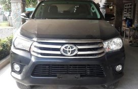 Toyota Hilux 2016 Manual Diesel for sale in Caloocan