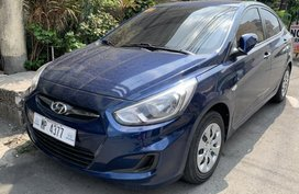 Selling Used Hyundai Accent 2016 Manual Diesel at 20000 km in Quezon City