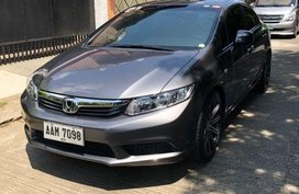 Used Honda Civic 2014 Automatic Gasoline for sale in Parañaque