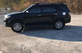 Selling Used Toyota Fortuner 2012 in Manila
