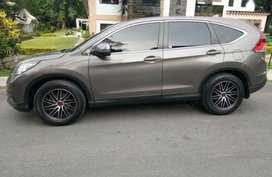 2nd Hand Honda Cr-V 2013 for sale in Silang