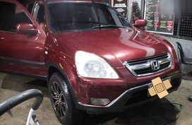 Selling 2nd Hand Honda Cr-V 2003 in Pasig