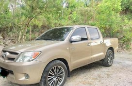 Selling Toyota Hilux 2006 Manual Diesel in Consolacion