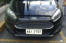 2nd Hand Ford Fiesta 2014 Automatic Gasoline for sale in Makati