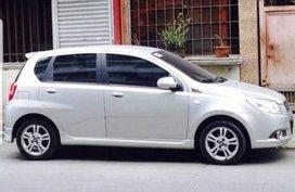 Selling Chevrolet Aveo 2009 Automatic Gasoline in Manila