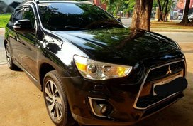 Selling 2nd Hand Mitsubishi Asx 2017 Automatic Gasoline at 20000 km in Marikina