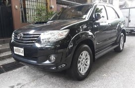 Selling Toyota Fortuner 2014 Automatic Diesel in Pasig