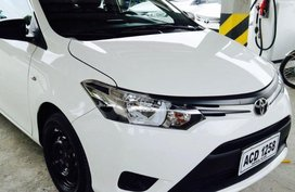 Selling 2nd Hand Toyota Vios 2016 Manual Gasoline