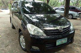 2009 Toyota Innova for sale in Quezon City