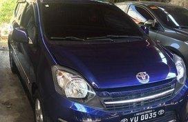 For sale 2016 Toyota Wigo Automatic Gasoline at 40000 km in Las Piñas