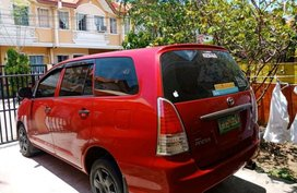 Toyota Innova 2011 for sale in Bacoor