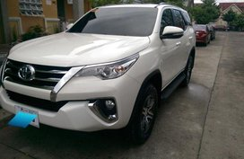 Selling Used Toyota Fortuner 2016 in Bacoor