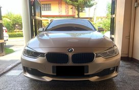 Selling Bmw 318D 2014 in Parañaque