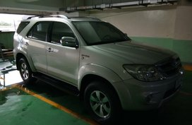 Toyota Fortuner 2006 Automatic Gasoline for sale in Manila
