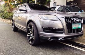 For sale 2012 Audi Q7 at 60000 km in Quezon City