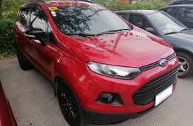 2nd Hand 2016 Ford Ecosport at 39000 km for sale in Muntinlupa