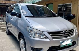 Toyota Innova E Diesel AT 2012 for sale