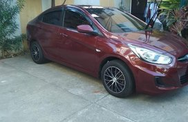 Hyundai Accent 2011 at 50000 km for sale in Pasig