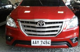 Toyota Innova 2014 Automatic Diesel for sale in Quezon City