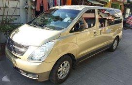 Selling 2nd Hand Hyundai Grand Starex 2009 in Marilao