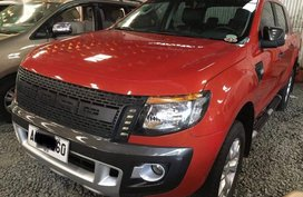 2nd Hand Ford Ranger 2015 for sale in Quezon City
