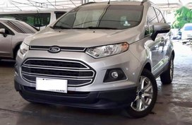 For sale 2015 Ford Ecosport Automatic Gasoline at 30000 km in Makati