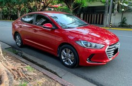 Selling Hyundai Elantra 2018 Automatic Gasoline in Makati