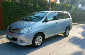 Selling 2010 Toyota Innova at 110000 km in Parañaque