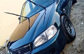 2nd Hand Honda City 2002 Manual Gasoline for sale in Quezon City