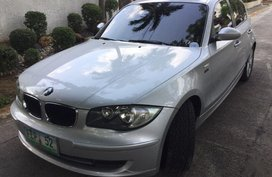 BMW 118I 2008 Automatic Gasoline for sale in Quezon City