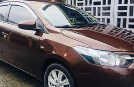 2nd Hand Toyota Vios 2014 Manual Gasoline for sale in Quezon City