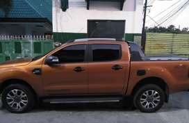 2018 Ford Ranger for sale in Quezon City