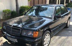Selling Mercedes-Benz 190 1985 Manual Gasoline in Parañaque