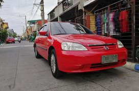 Used Honda Civic 2002 Automatic Gasoline for sale in Bacoor
